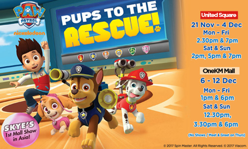 Paw patrol live coupon code