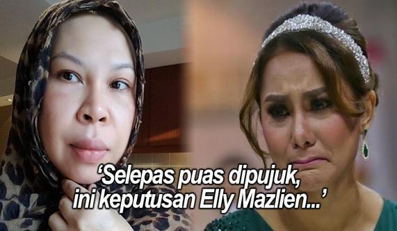 Selepas Puas Dipujuk DSV Kembali Ke Pentas, Ini Keputusan Elly Mazlien Yg Bakal Menggegarkan Gegar Vaganza !