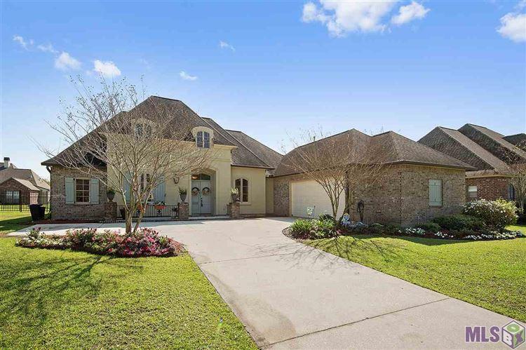 Homes For Sale In Oak Alley Estates Geismar La