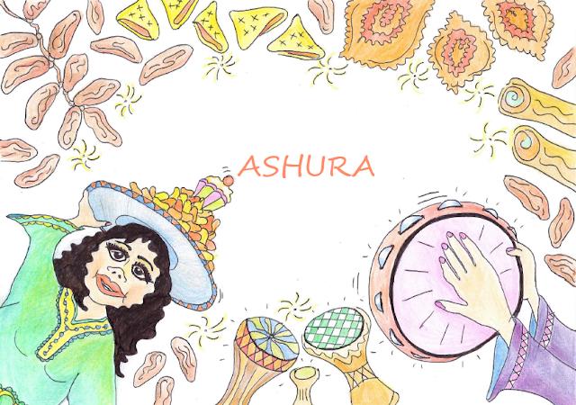 Ciasteczka, daktyle, migdały i prezenty, czyli o święcie Ashura w Maroku i o tym czy warto dalej pisać tego bloga