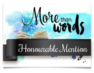 More than words challenge September mini challenge honorable mention