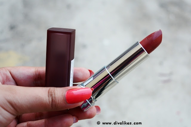 Maybelline Color Sensational Creamy Matte Lip Color Nude Nuance Review