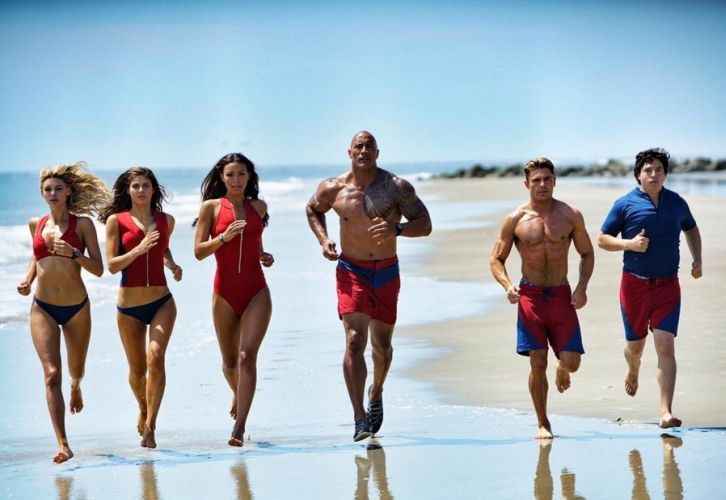 MOVIES: Baywatch - Trailers *Updated 9th January 2017*
