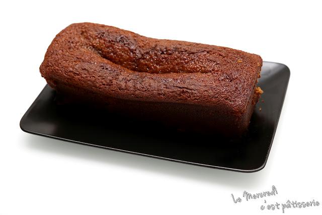 Cake aux Carambar
