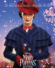 Sinopsis pemain genre Film Mary Poppins Returns (2018)