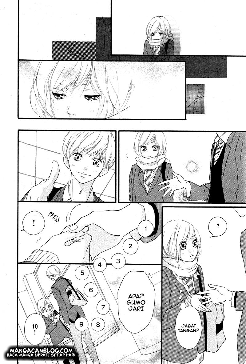 Ao Haru Ride Chapter 35-25
