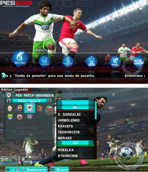 download Game PES 2016 Update ISO Terbaru For Android