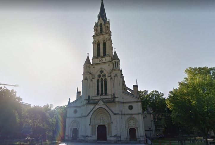 Eglise Sainte-Blandine lyon