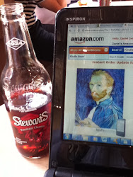 A LAPTOP SODA and VINCENT...photo Daniel Bellino Zwicke