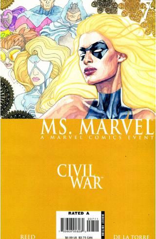 Civil War: Ms. Marvel #7 PDF