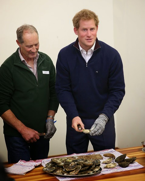 Royal Family Around The World: Prince Harry Visits New