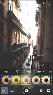 Baixar - Cameringo+ Effects Camera v2.7.96 APK