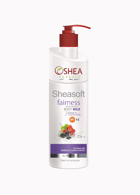 Oshea Sheasoft Fairness Nourishing Body Milk - Review image