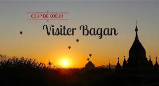 Visiter la plain de Bagan en Birmanie
