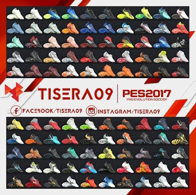 Final Bootpack For PES 2017 & PES 2018 Season 2019