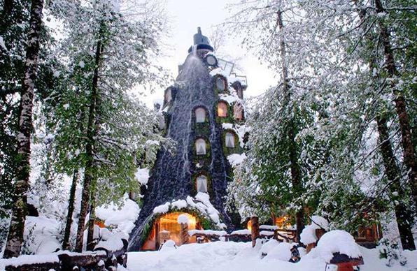 La Montana Magica Lodge