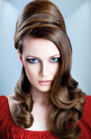 model+rambut+wanita