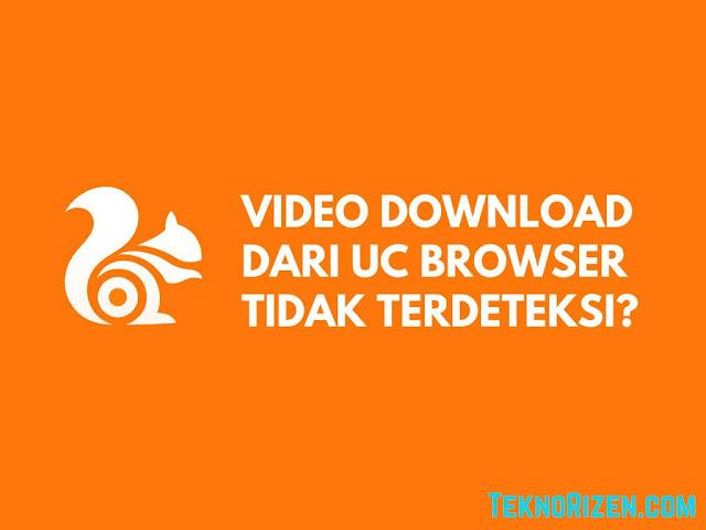 Cara Melihat Video Yang Telah di Download di UC Browser