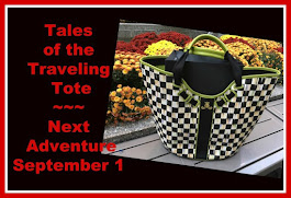 Tales of the Traveling Tote Series #20: Coming September 1, 2019