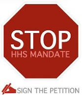Stop the HHS Mandate