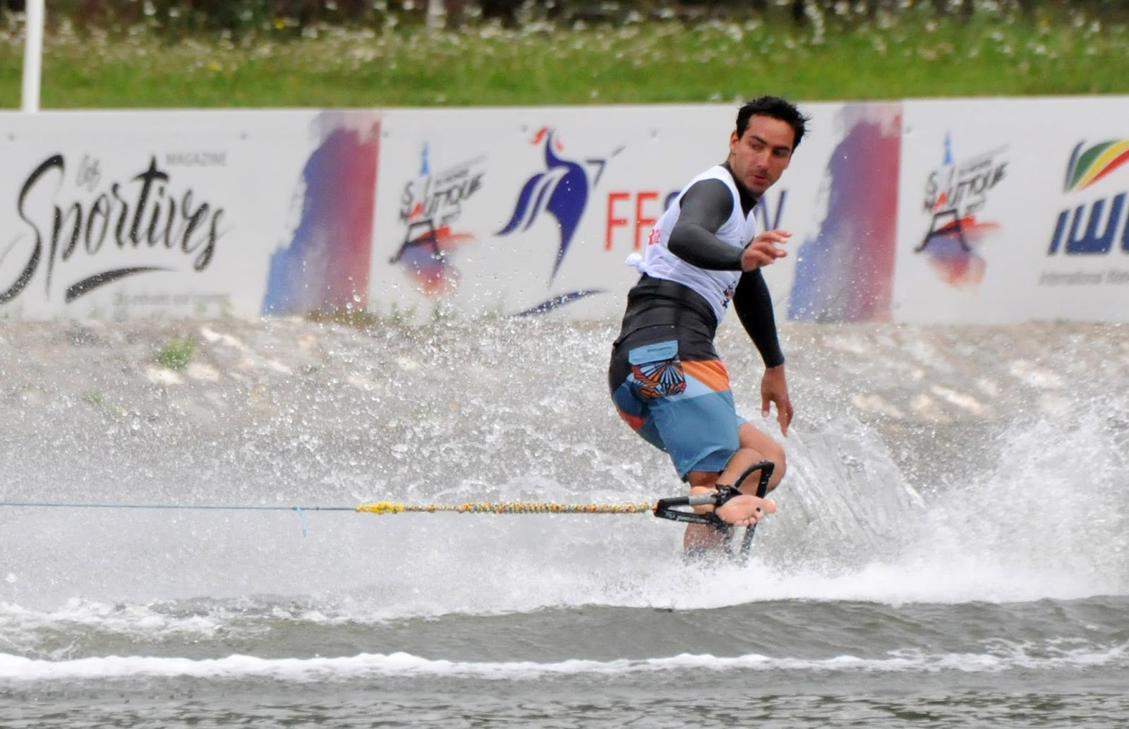 Felipe Miranda se consagra campeón mundial en París