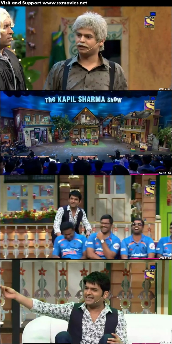 The Kapil Sharma Show 05 March 2017 HDTV 480p