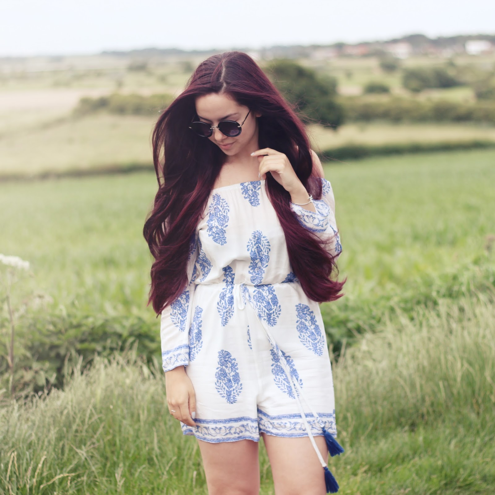 New Look Playsuit Fashion by Jen Lou Meredith