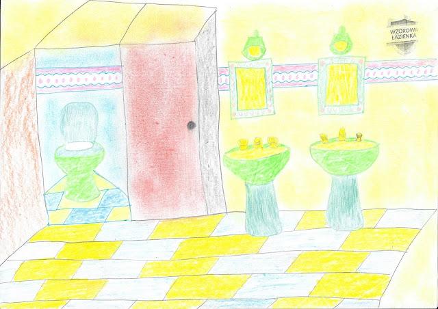 Ze Szkoły Wzorowa łazienka Konkurs
