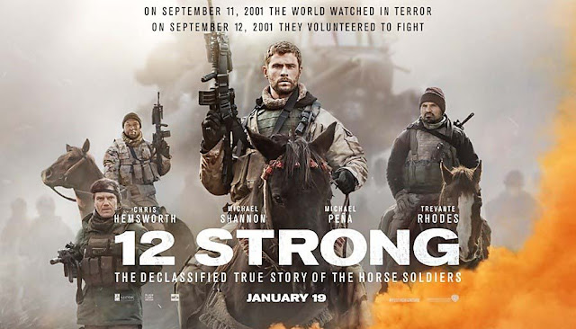 Film 12 Strong 2018