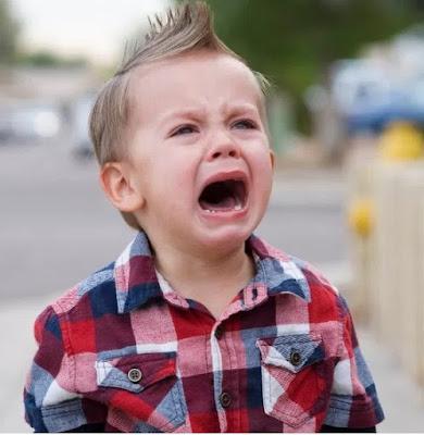 Orang tua tidak perlu panik jika anak nangis temukan Cara menghadapi anak nangis dengan bijak