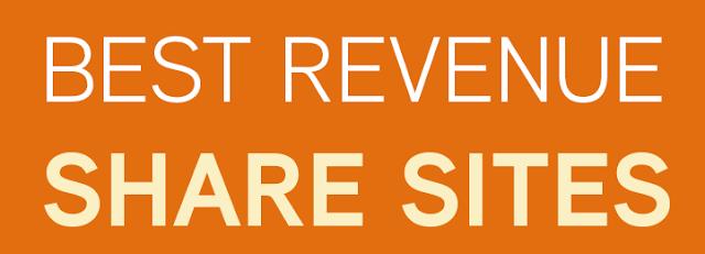 Google AdSense Best Revenue Sharing Sites 2018