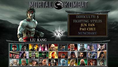 Foranimeku - Mortal Kombat Unchained