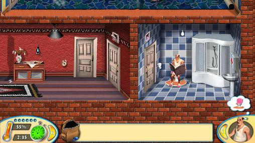 Angry Neighbor APK for Android Gingerbread++