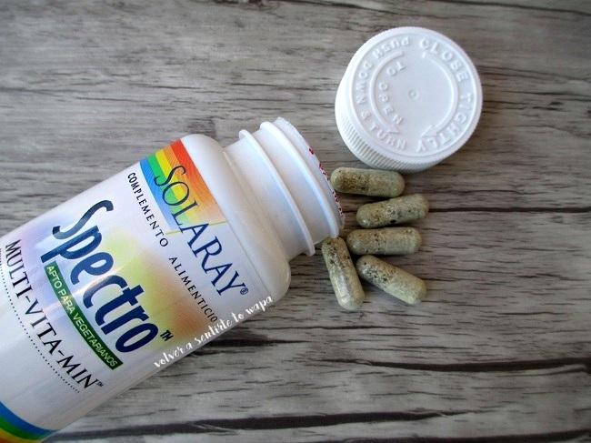 Complejo Vitamínico - Spectro Multi-Vita-Min de Solaray