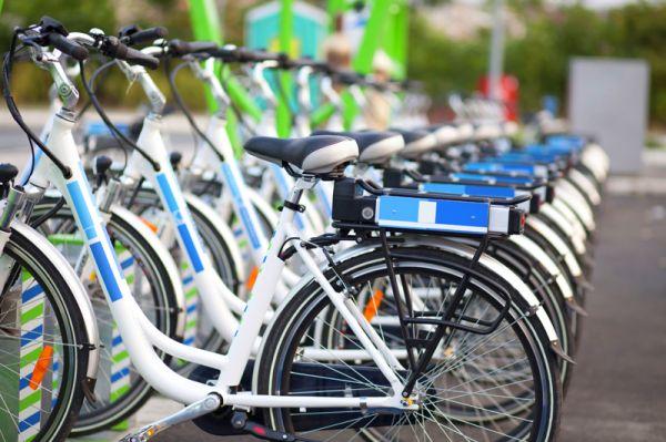 Bicicletas eletricas em São Paulo