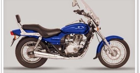 Bajaj Avenger Street 220 cc Specifications 2017 : Bike ...