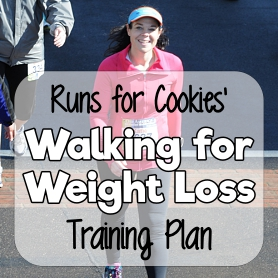 Training plan: Walking for Weight Loss