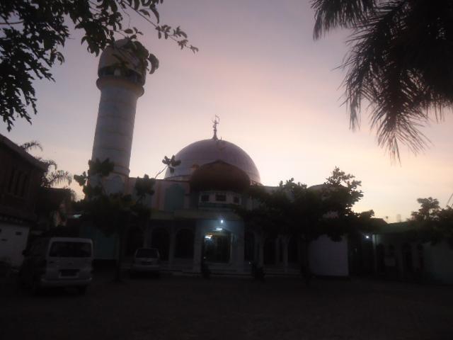Masjid Kauman Gombong Kebumen
