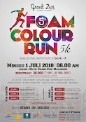 Foam Colour Run • 2018