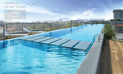 Sunnyvale Residences Swimming Pool