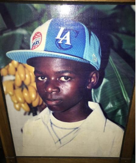 Epic throwback photo of Falz The Bhad Guy