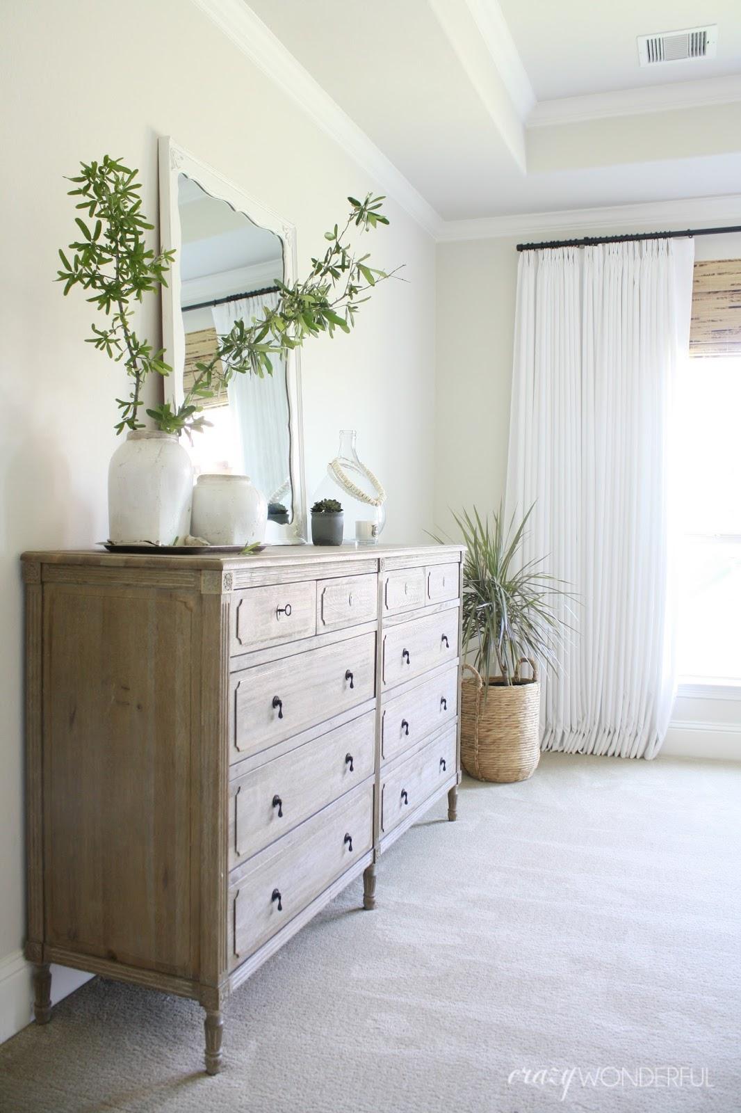 our bedroom dresser - Crazy Wonderful