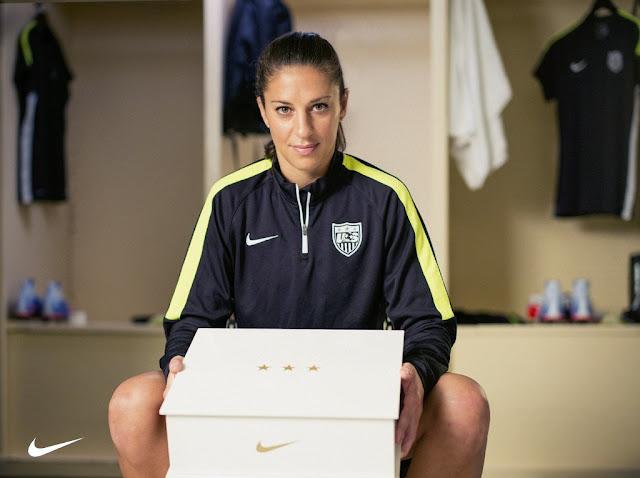 Nike imita a adidas minimizando el Balón de Oro