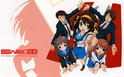 Download Suzumiya Haruhi no Yuuutsu BD Vol 1 [Subtitle Indonesia]