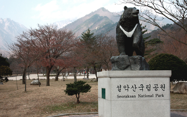 Mt Sorak National Park - Paket Tour 5H3M Autumn Korea Oct-Nov 2018 - Salika Travel