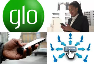 Steps on How To Share Glo Data In Nigeria