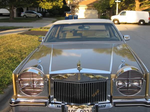 Daily Turismo The Great Scatsby 1985 Cadillac Eldorado