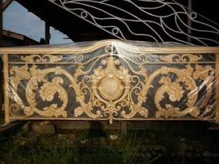 Balkon, Besi Tempa, Classic, Balcony, Klasik