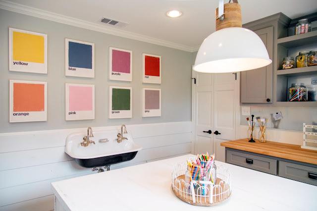 I love colors, quadros coloridos, louca por cores, Blog Achados de Decoração
