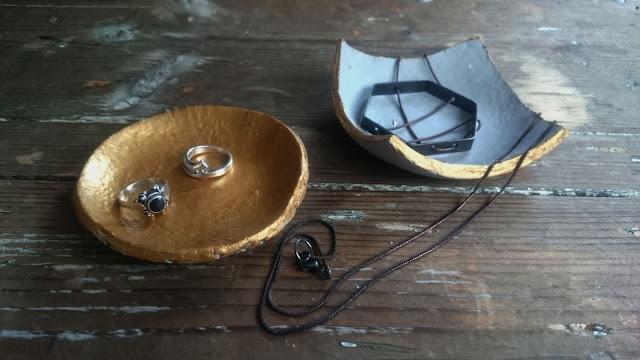 juwelen bakje boetseerklei diy
